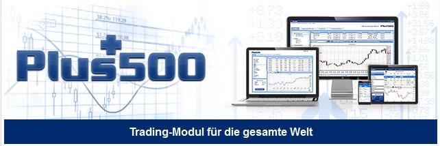 Das Trading Modul für die ganze Welt von Plus500