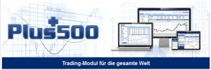 Plus500 - das Trading Modul für die gesamte Welt